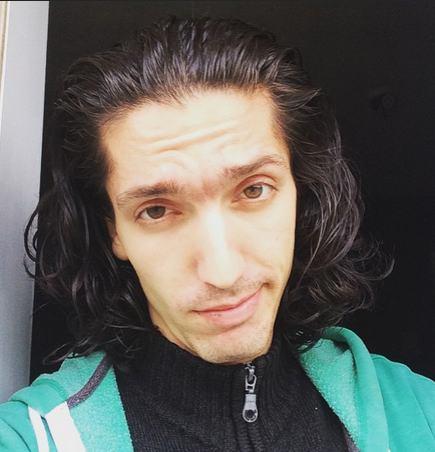 Wavy Long Curly Hairstyles Men 92
