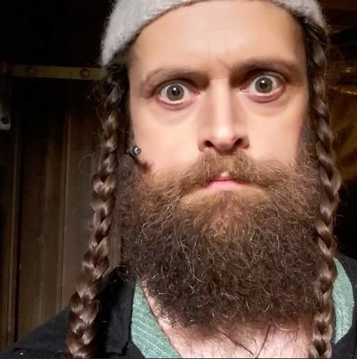 Swell Long Hair Guys Blog Long Hair Guys Short Hairstyles Gunalazisus