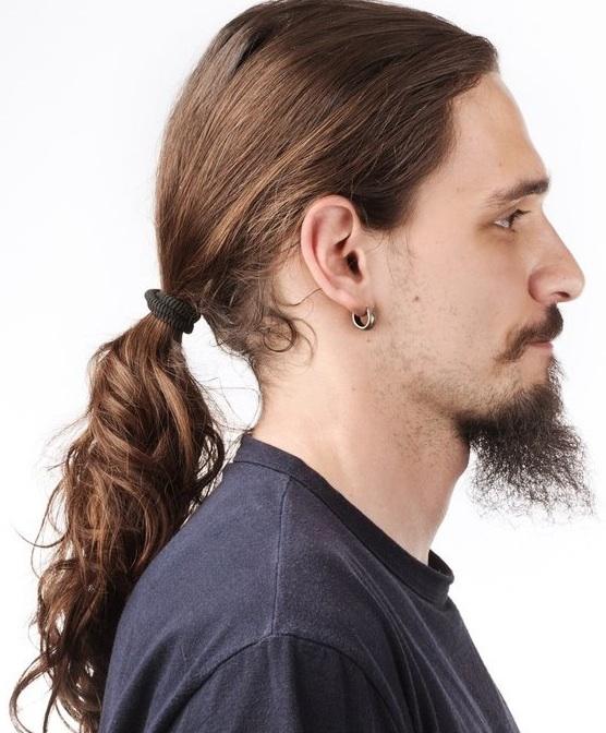 Outstanding How To Grow Long Curly Hair For Men Guide Long Hair Guys Short Hairstyles For Black Women Fulllsitofus