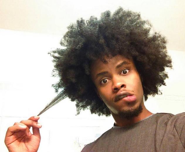 How to Grow Long Curly Hair for Men Guide - Long Hair Guys Dry Hair Men