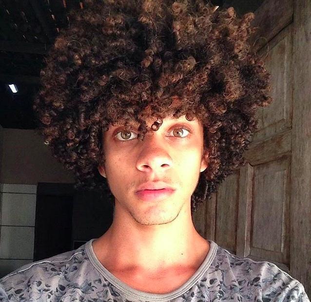 Wondrous How To Grow Long Curly Hair For Men Guide Long Hair Guys Short Hairstyles Gunalazisus